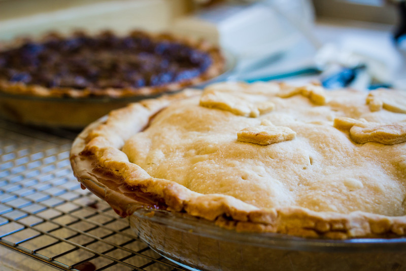 The best apple pie